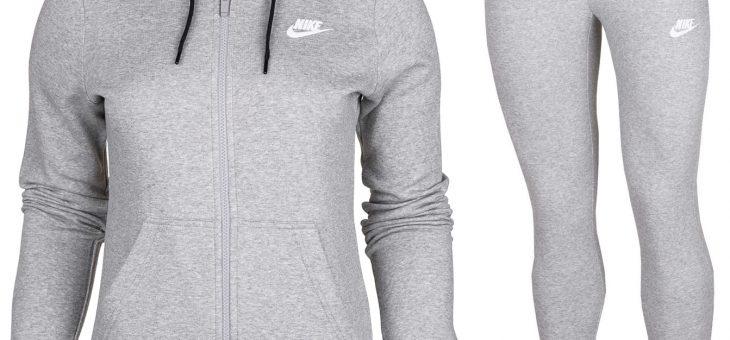 Dresy Nike — nie tylko na siłownię